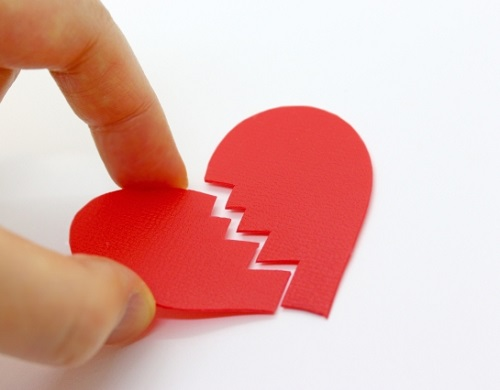 自分から恋を諦める